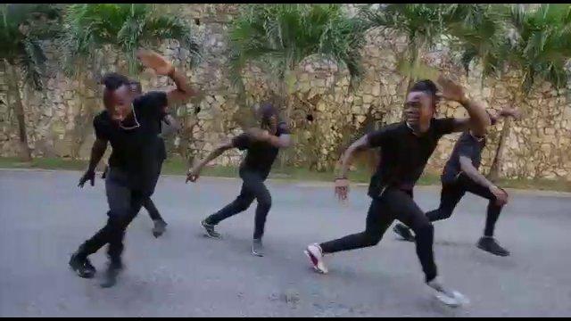 ROBENSON DANCE HAITI