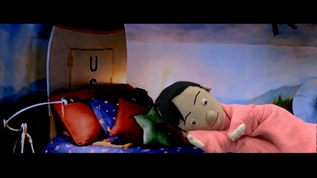 Boneka Natal Gembira 3