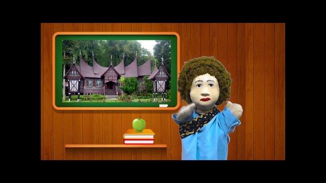Seri Boneka Nusantara, Rumah Gadang Nusantara