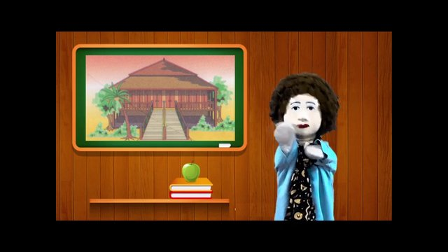 Seri Boneka Nusantara