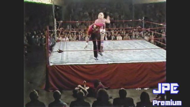 Portland Wrestling 1981 Episode 4