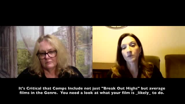 Making the $2M-$10M Film with Christina Jo'Leigh, Producer/Line Producer