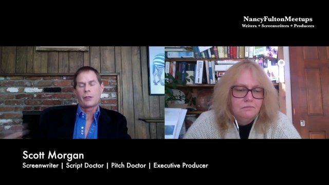 Scott Hadley Morgan: Pitch Doctor, Script Doctor, Screenwriter & Executive Producer
