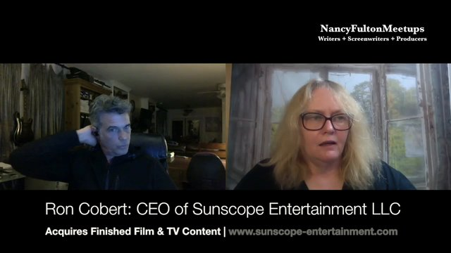 Selling Finished Film & TV Content with Ron Cobert, Sunscope Entertainment, CEO