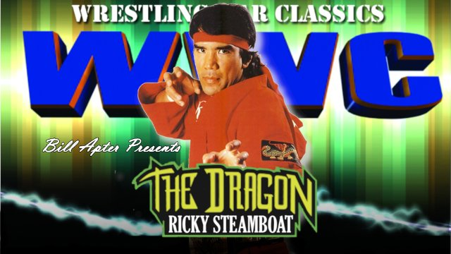 Ricky Steamboat a Collection of matches and Interviews of The Dragon's early career.