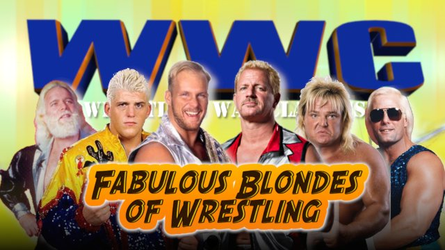 Fabulous Blondes of Wrestling
