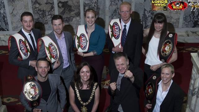 Meeting Nichola Mallon Belfast Lord Mayor.mov