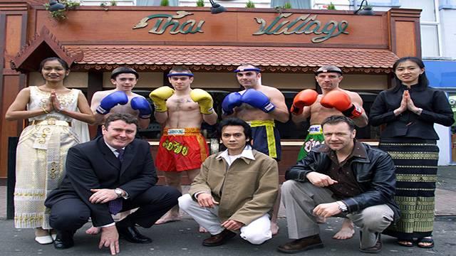 Kickboxing Mania V - Thailand Vs Europe Belfast 2002