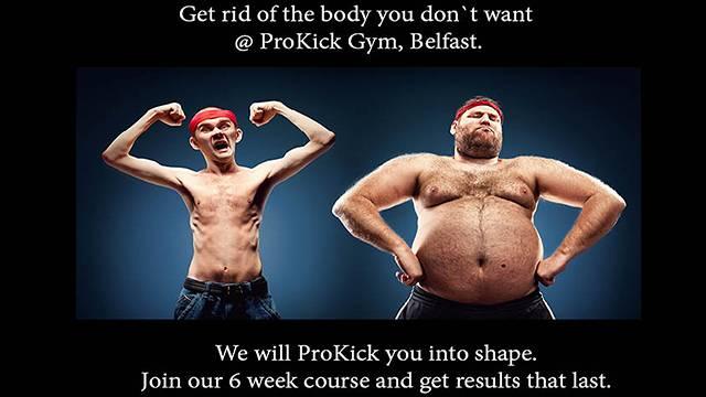 ProKick Beginners 6 week Kickboxing Course