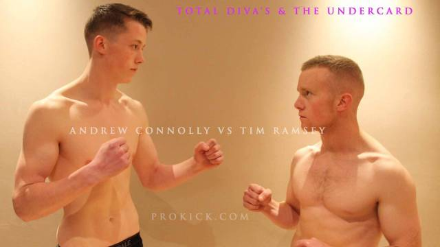 Full-Contact Kickboxing with Tim Ramsey Vs Andrew Connolly