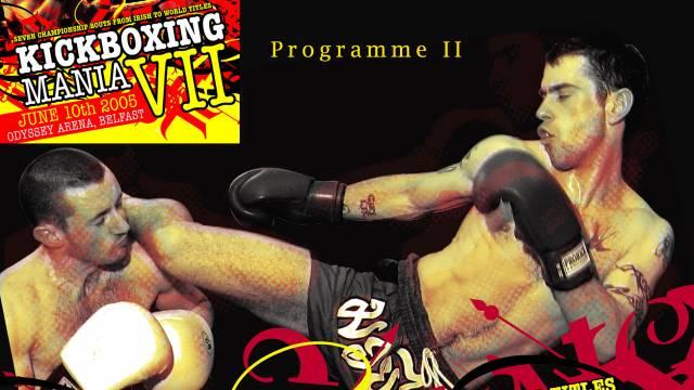 Kickboxing Mania VII Part II from Belfast