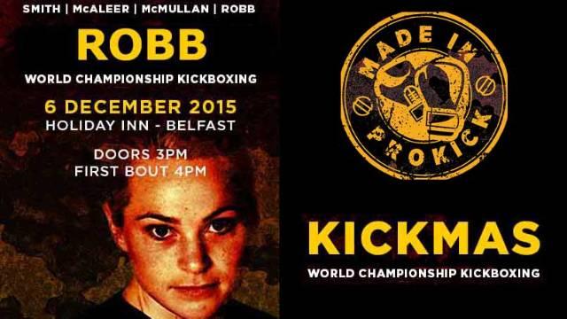 Samantha Robb KICKmas 2015 Preview