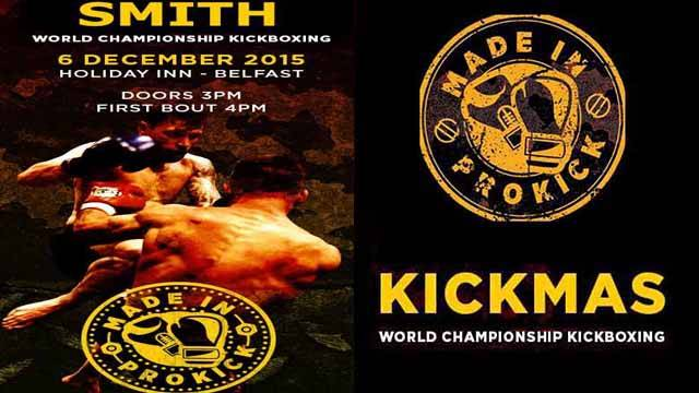 Johnny Smith KICKmas 2015 Preview