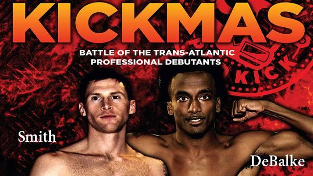 Johnny Smith Vs Samuel DeBalke  - Kickmas 2015