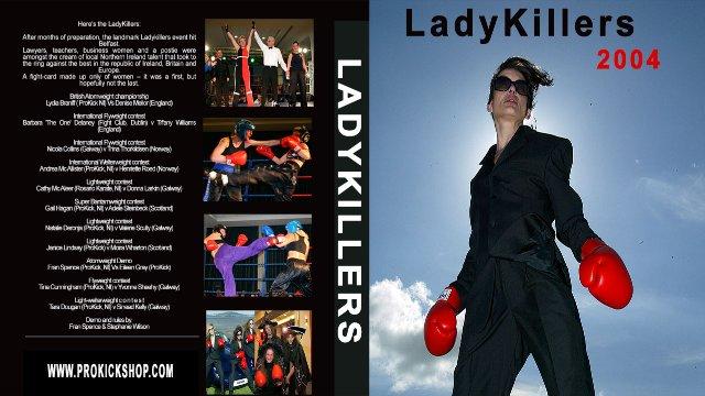 LadyKillers Belfast - 2004