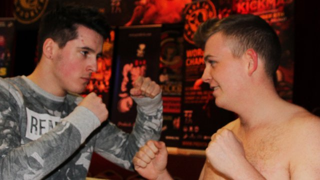 James Ireland Vs Gareth Craig LowKick Fight