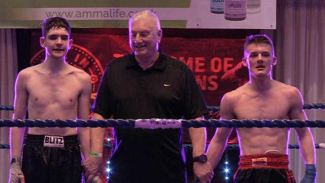 Micheal McKay Vs Jack Molloy in Belfast