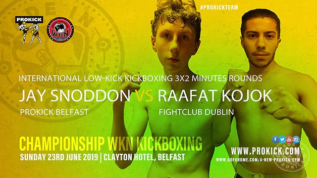 Snoddon Vs Kojok in Belfast