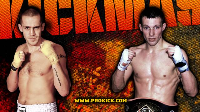 Davy Foster Vs Martin Young KICKmas 2013 Belfast