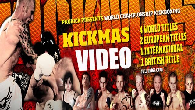 KICKmas 2013 Full Show all 10 Fights