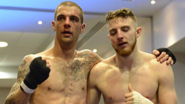 Johnny Olgivie  (Belfast, ProKick) Vs Harley Coleman  (London Bedtfont sports Gym)