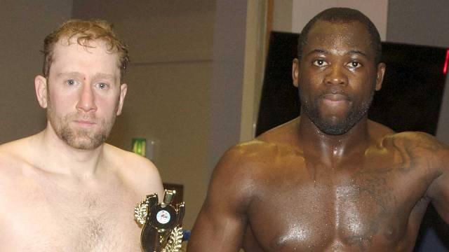 Martin McNally (ProKick) Vs Van Wilhem MBemba (Team Kongolo )