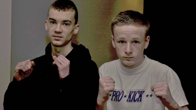 Jake MccCready Vs Krzysztof Klimek in Light-Contact Kickboxing Match