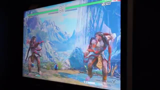 Mike Ross (Necalli) vs. gootecks (Necalli)  - PAX Prime 2015 - Street Fighter V: Beta