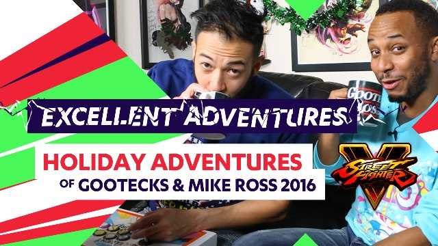 The Holiday Adventures of gootecks & Mike Ross 2016
