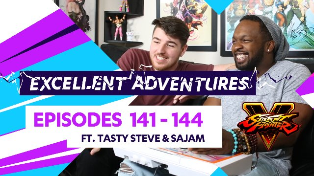 "Excellent Adventures - Episodes #141-144 ""Tasty Jam!"""