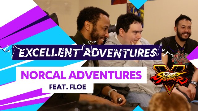 Excellent Adventures - NorCal Adventures ft. Floe! (SFV S2)