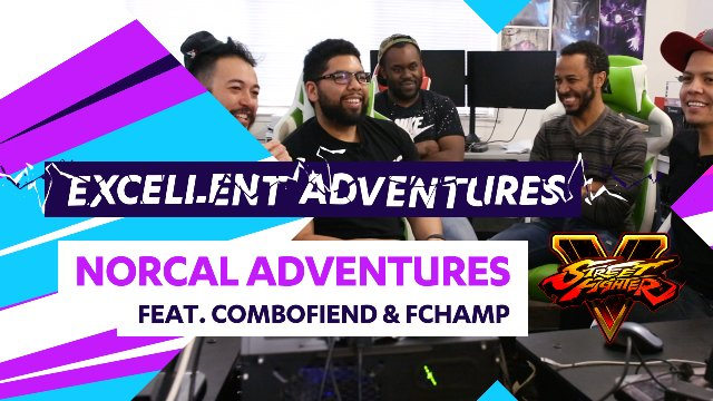 Excellent Adventures - NorCal Special ft. Combofiend & F. Champ!