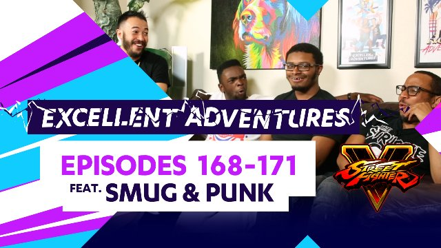 Excellent Adventures #168-171 ft. Smug & Punk!