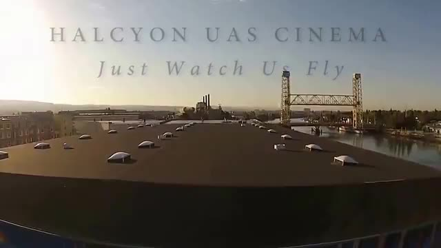 Halcyon UAS Commercial