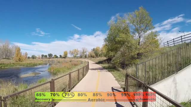 Base Builder in Denver 3: Platte River Bike Path