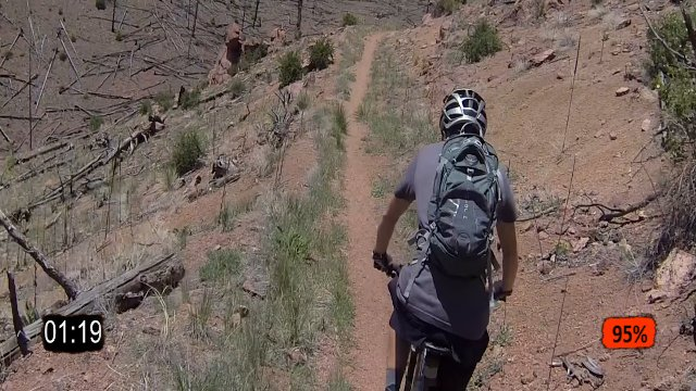 Colorado Trail #1: Climbing Out of Denver