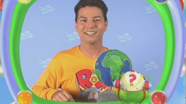 Ribert wants to know about The Earth