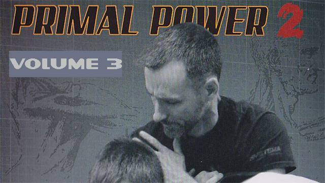Primal Power 2 - Restraint & Control Tactics   Volume 3