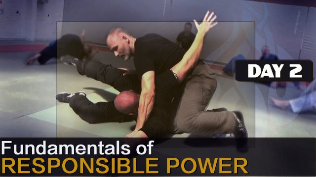 Fundamentals of Responsible Power - Belgium 2016 - Day 2 - CLINCHING & TAKEDOWNS