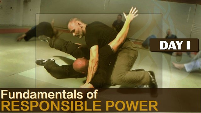 Fundamentals of Responsible Power - Belgium 2016 - Day 1 - GROUND CONTROL
