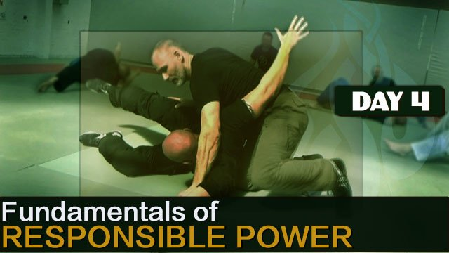 Fundamentals of Responsible Power - Belgium 2016 - Day 4 - GROUND SURVIVAL