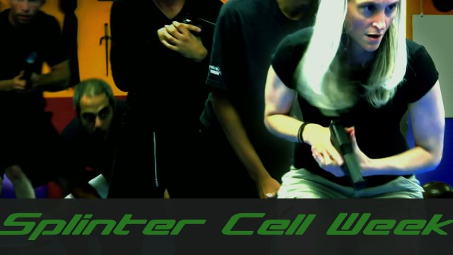 Splinter Cell Week by Kevin Secours