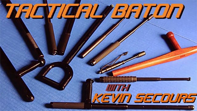Tactical Baton with Kevin Secours