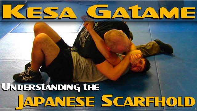 Kesa Gatame: Understanding the Japanese Scarf Hold