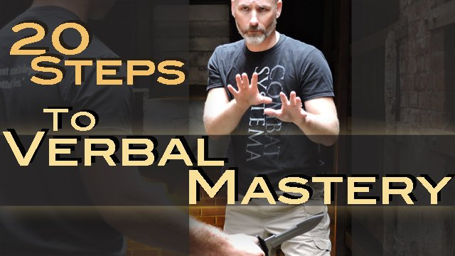 20 Steps to Verbal Mastery