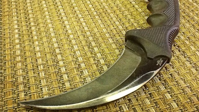 Karambit With Kevin Secours