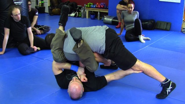 Mastering The Arm Lock 1 -  the Arm Bar
