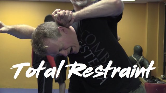 Total Restraint: Integrating Arm Control