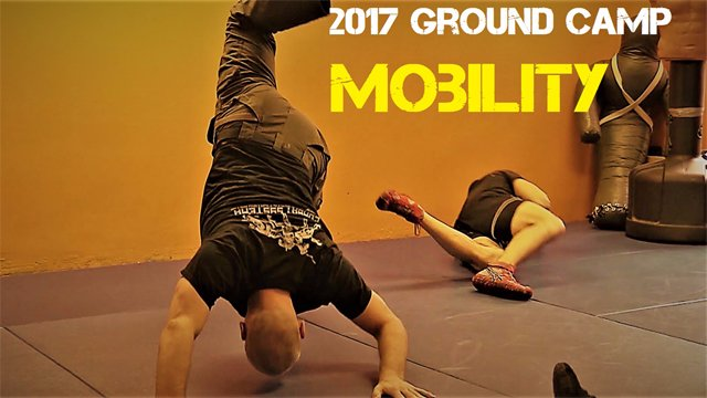 2017 Ground Camp Day 1-Mobility