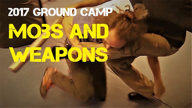 2017 Ground Camp Day 4-Mobs and Weapons